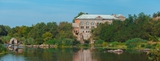 Панорамный вид на мельницу Скаржинского